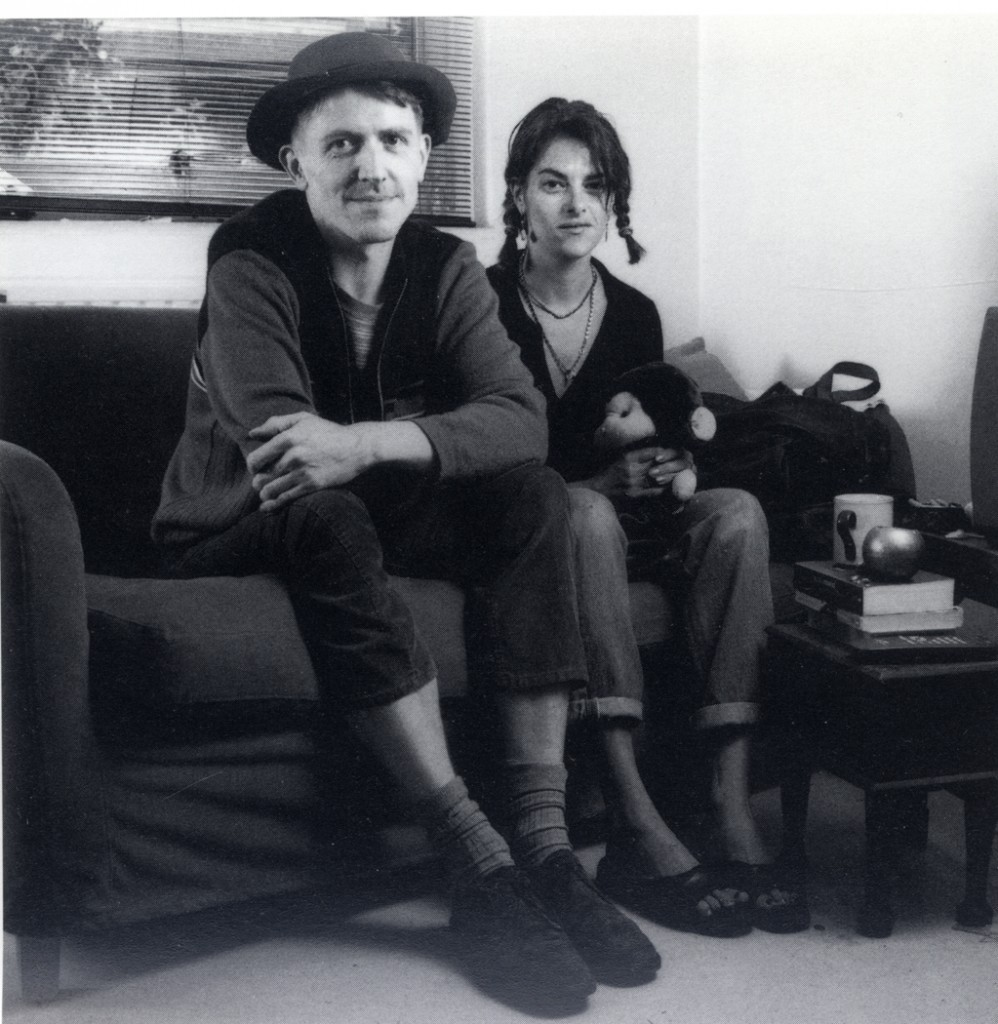 Billy Childish selected by Tracey Emin. Photograph by Steve Ibbitson