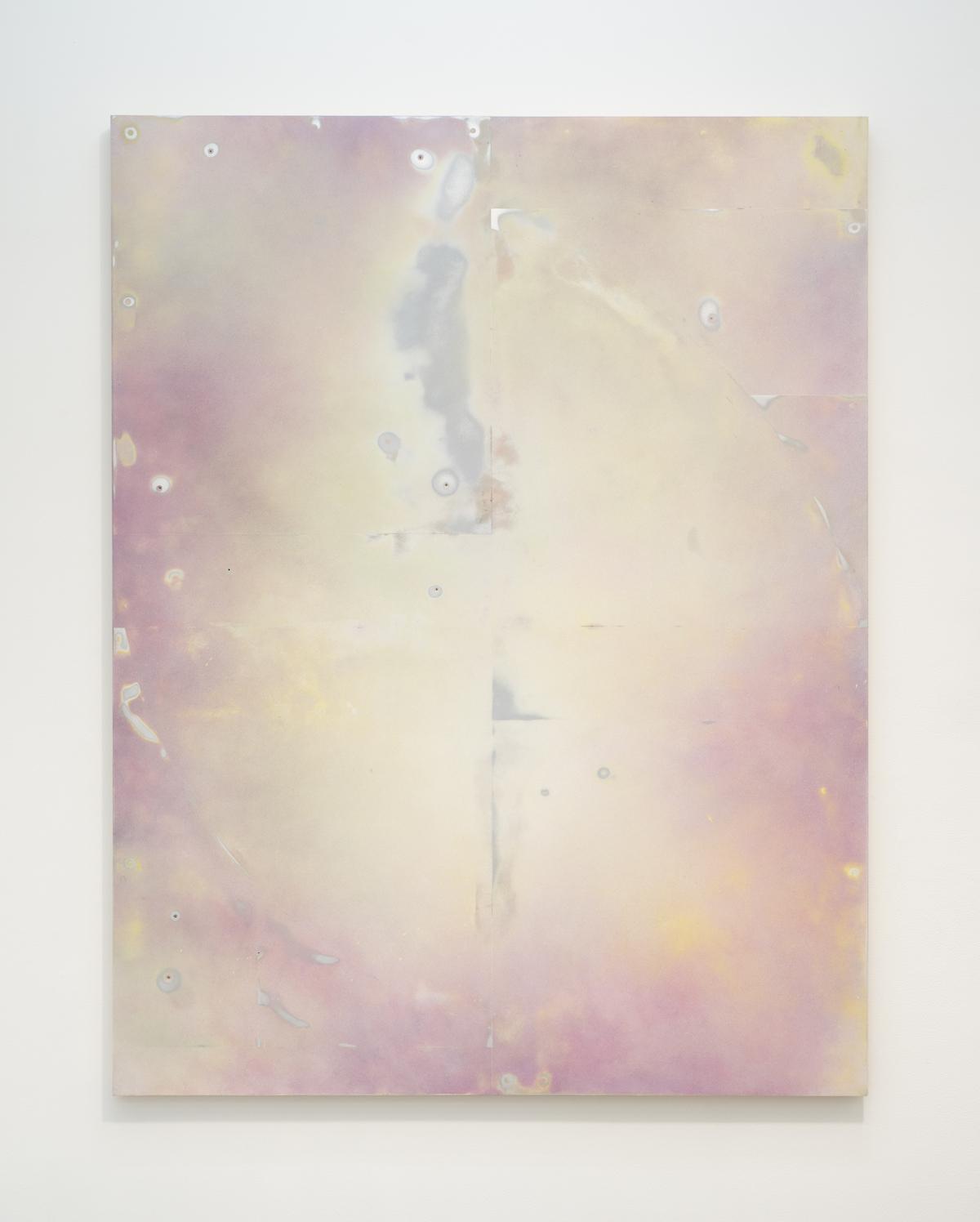 Bruised Panel 25, 2016