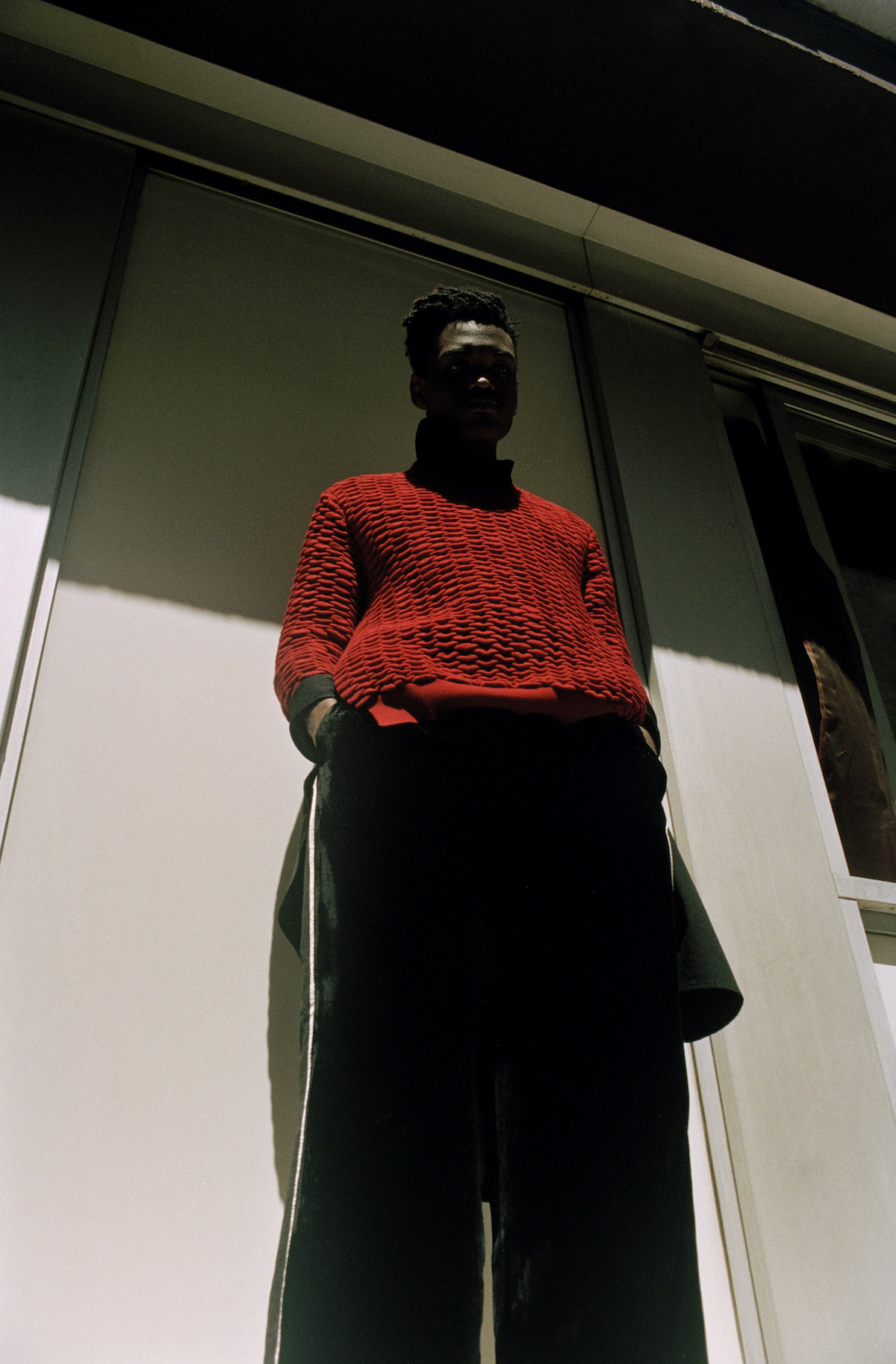 Teeth Magazine Online Editorials Aleksandra Adamczyk Fashion Film Photography Yohji Yamamoto Sean Suen