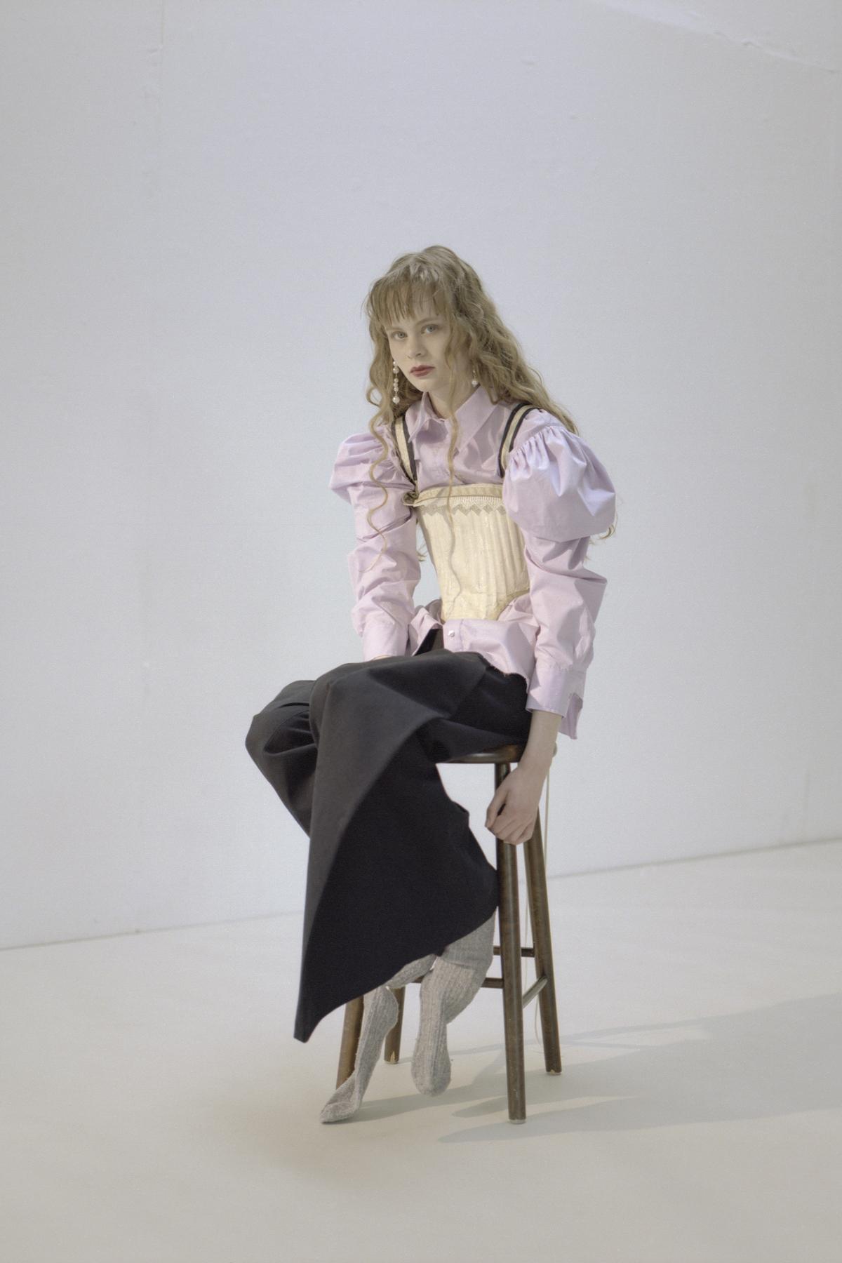 Teeth Magazine Online Kirill Kuletski Fashion Film Photography Marques'Almeida Jacquemus