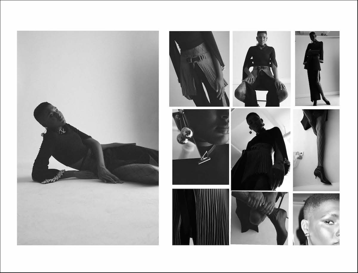 Teeth Magazine Online Editorials Su Mustecaplioglu Film Photography 3.1 Phillip Lim Marcelo Burlon