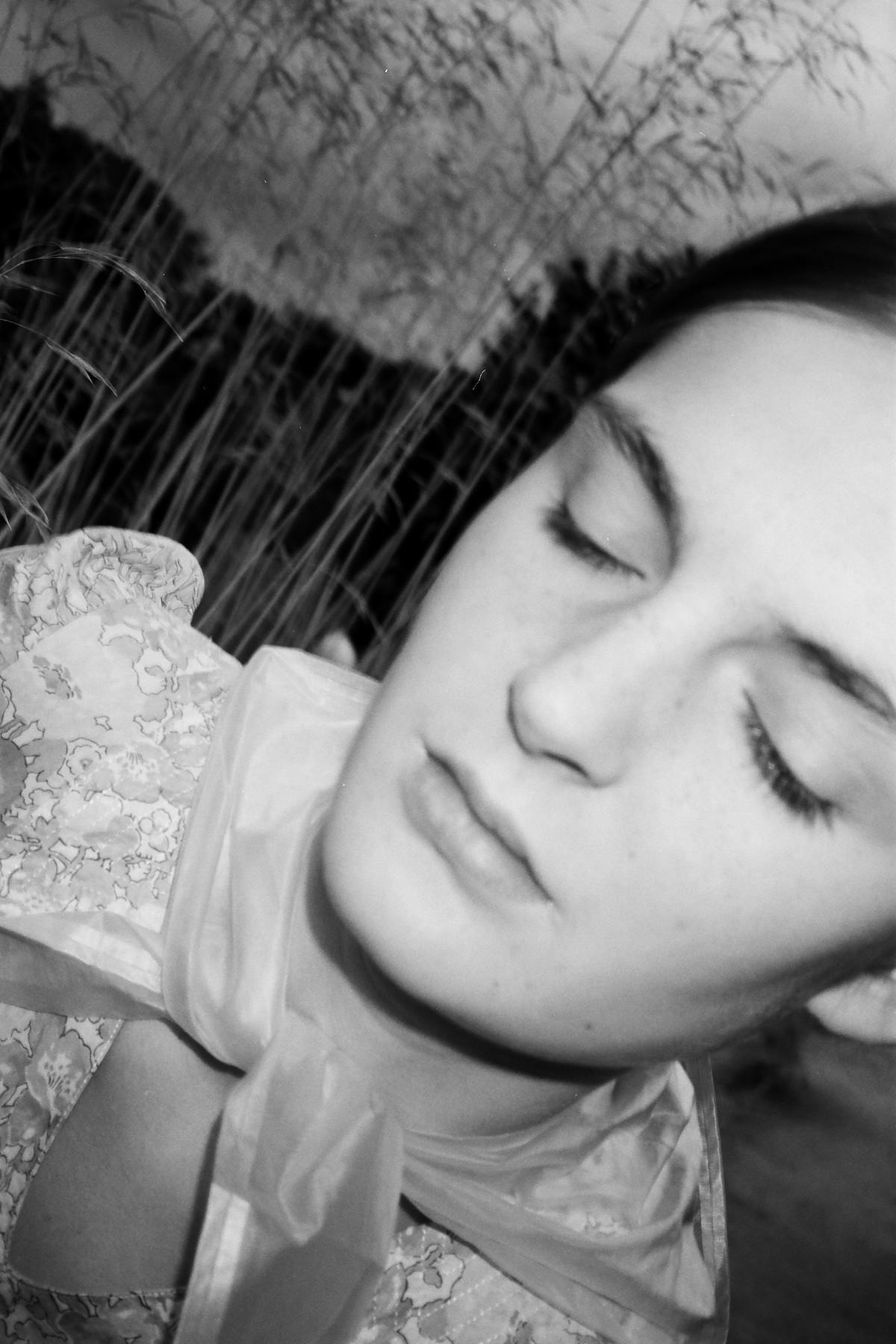 Teeth Magazine Online Editorials Cecilie Lindegaard Fashion Film Photography Cacharel