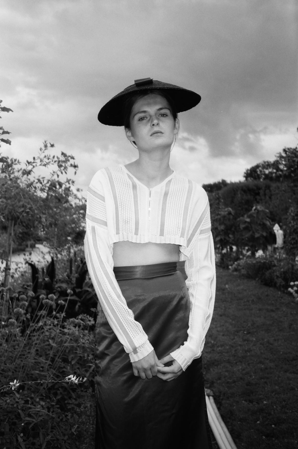 Teeth Magazine Online Editorials Cecilie Lindegaard Fashion Film Photography Jean Paul Gaultier Miu Miu