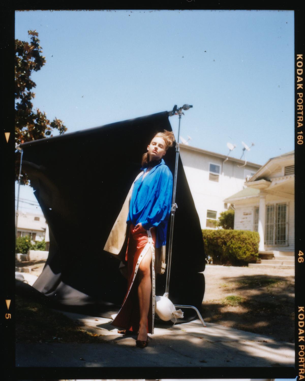 Teeth Magazine Online Editorials Cameron Postforoosh Film Fashion Photography Moschino Scotch and Soda Schutz