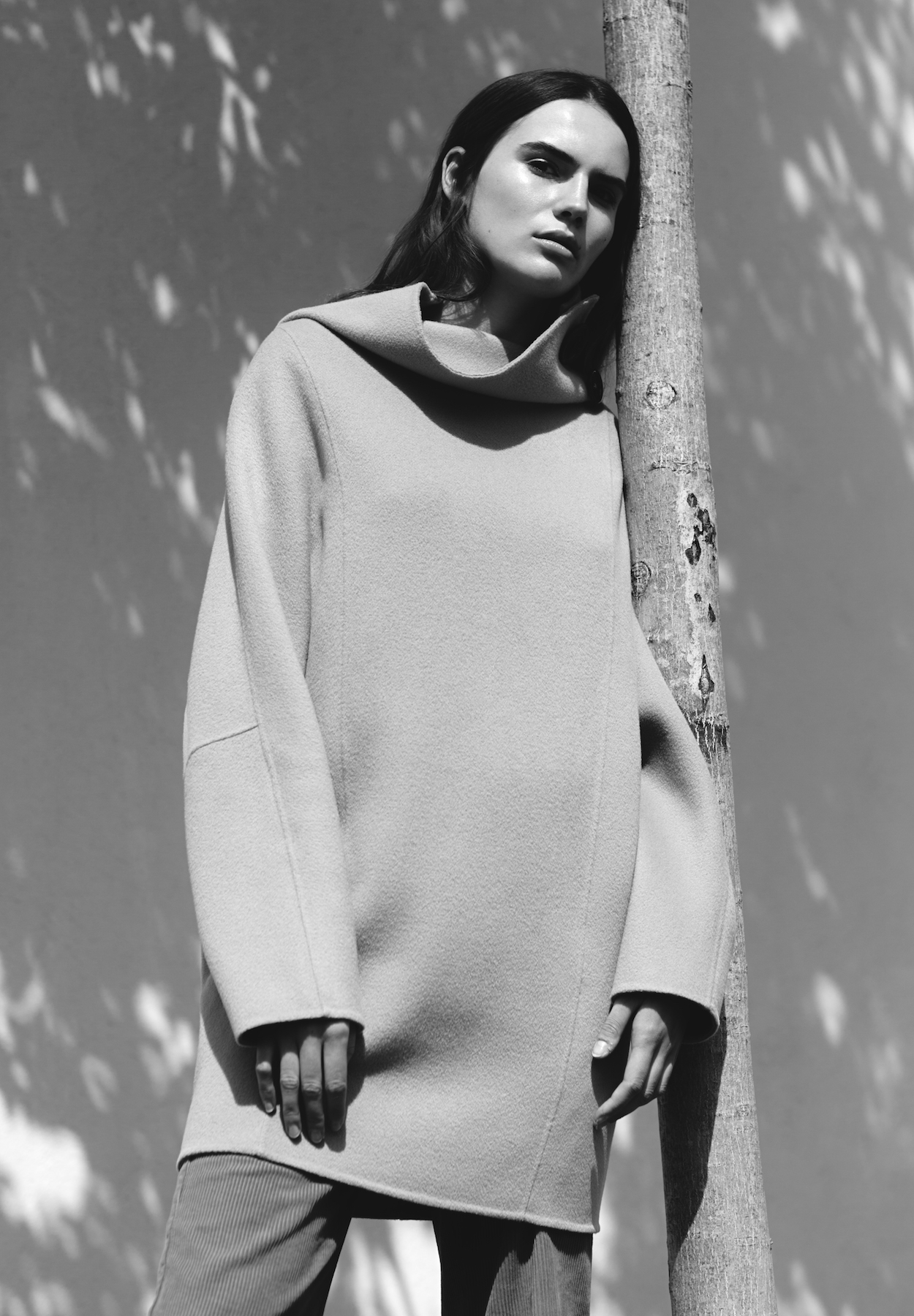 Teeth Magazine Online Fashion Editorial Iga Drobisz Photography Acne Studios