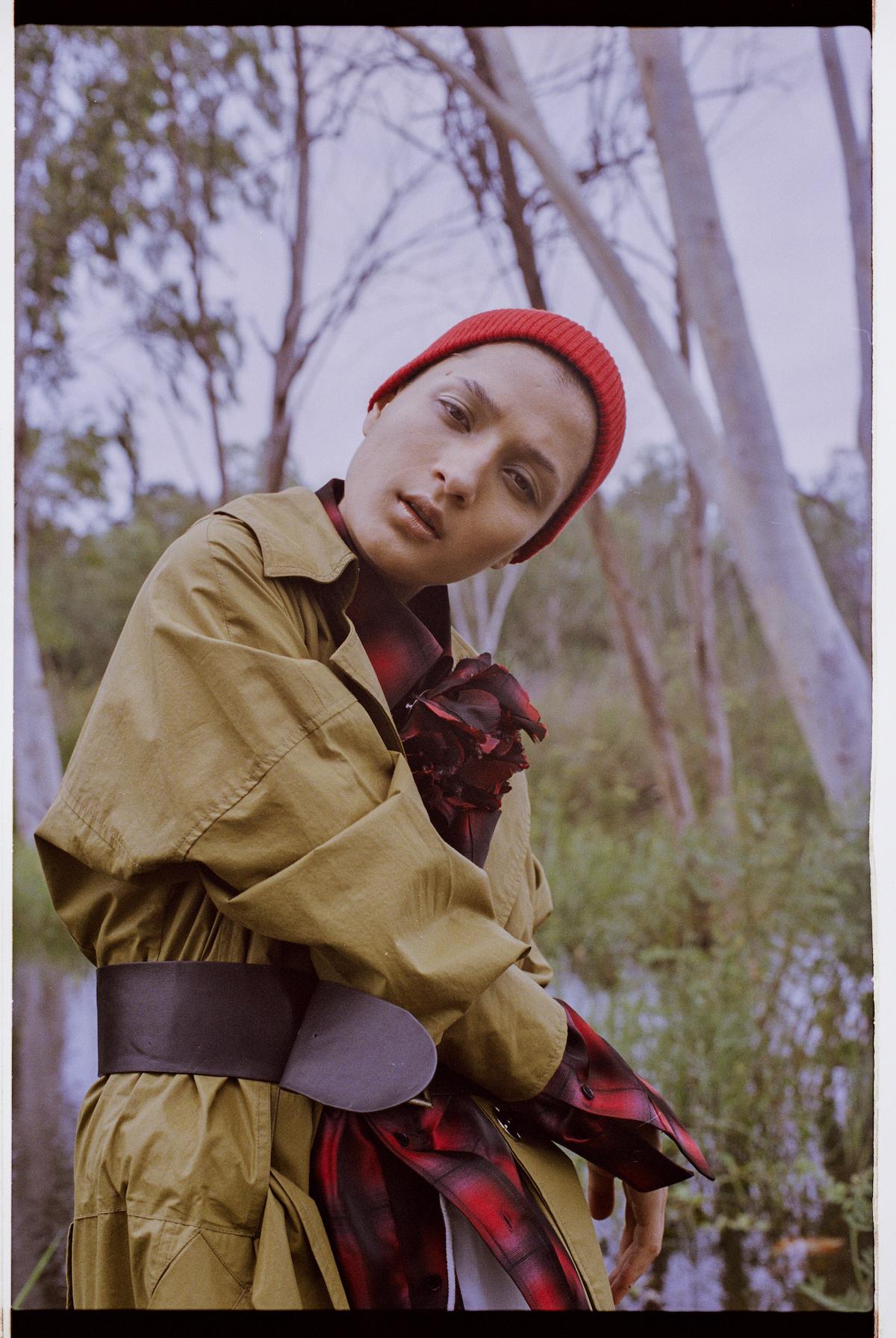 Teeth Magazine Online Fashion Editorials Vanessa Feng Film Photography Thailand