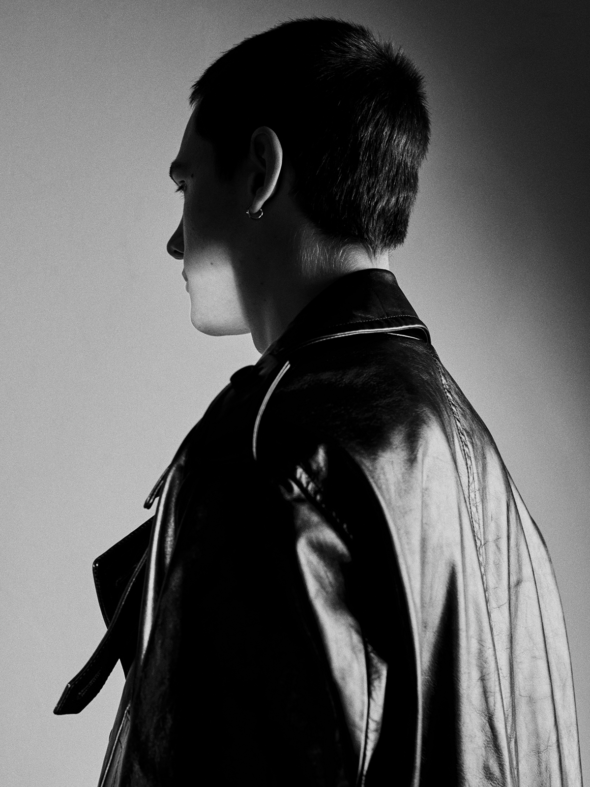 Teeth Magazine Online Yves Mortada Fashion Editorial Film Photography Dirk Bikkembergs