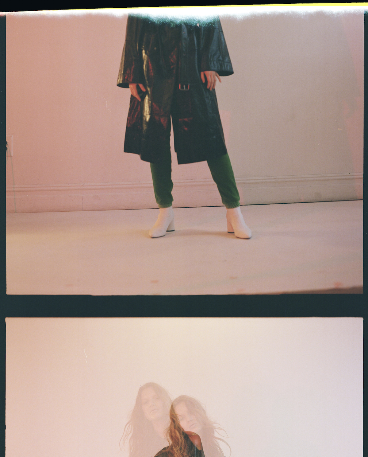 Teeth Magazine Online Editorial Keiichiro Nakajima Fashion Film Photography Elizabeth and James