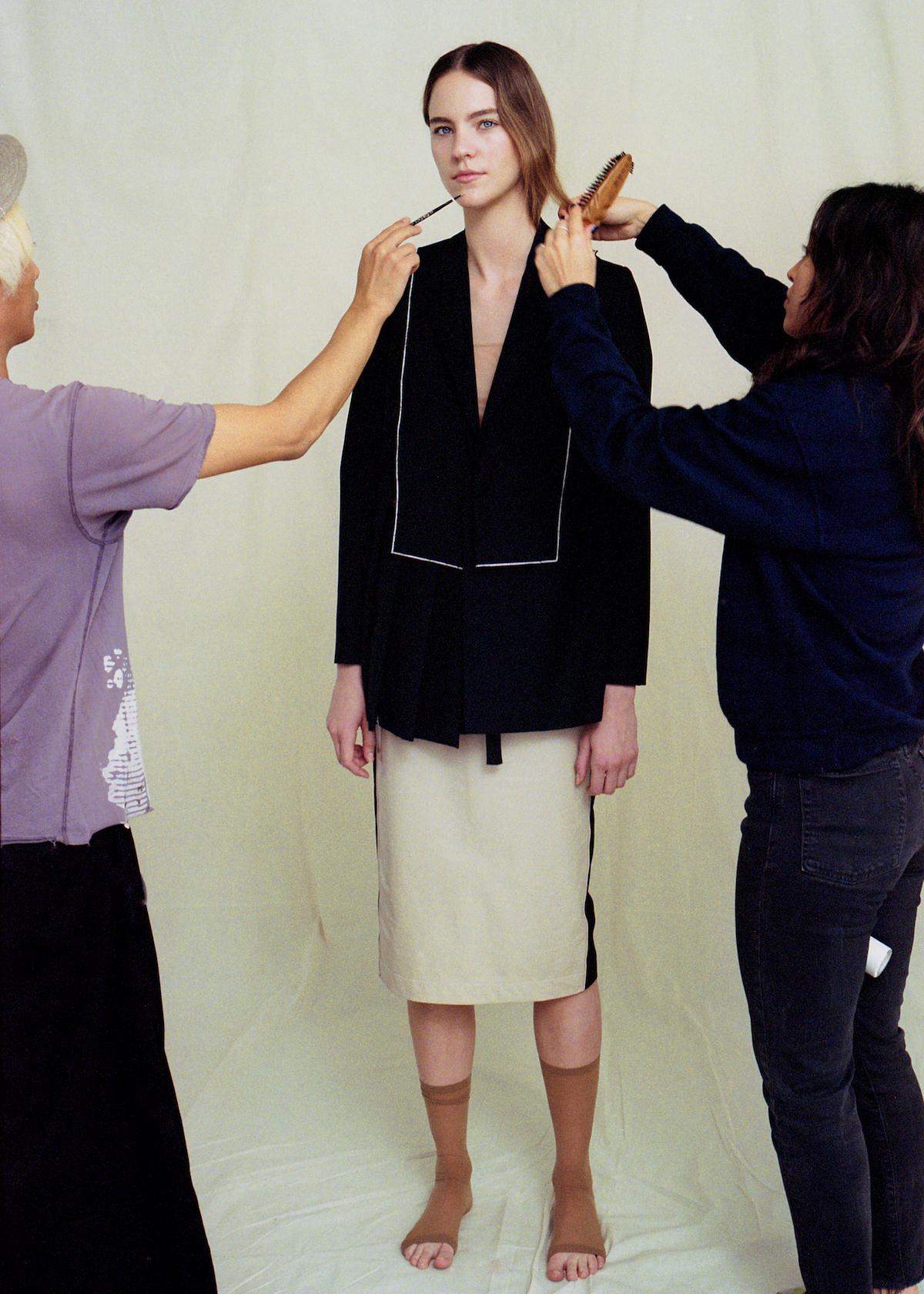 Teeth Magazine Online Fashion Film Editorials Stefano Ortega Jil Sander No. 21