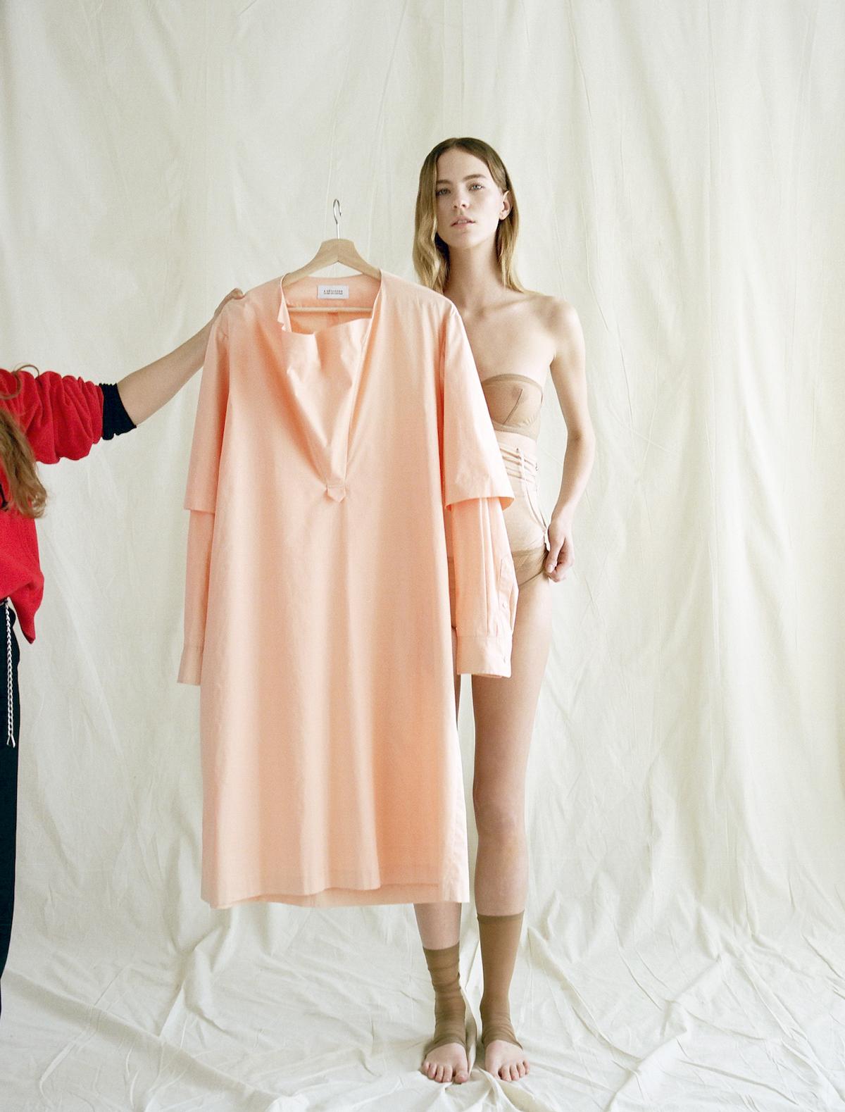 Teeth Magazine Online Fashion Film Editorials Stefano Ortega Are You Am I Eres