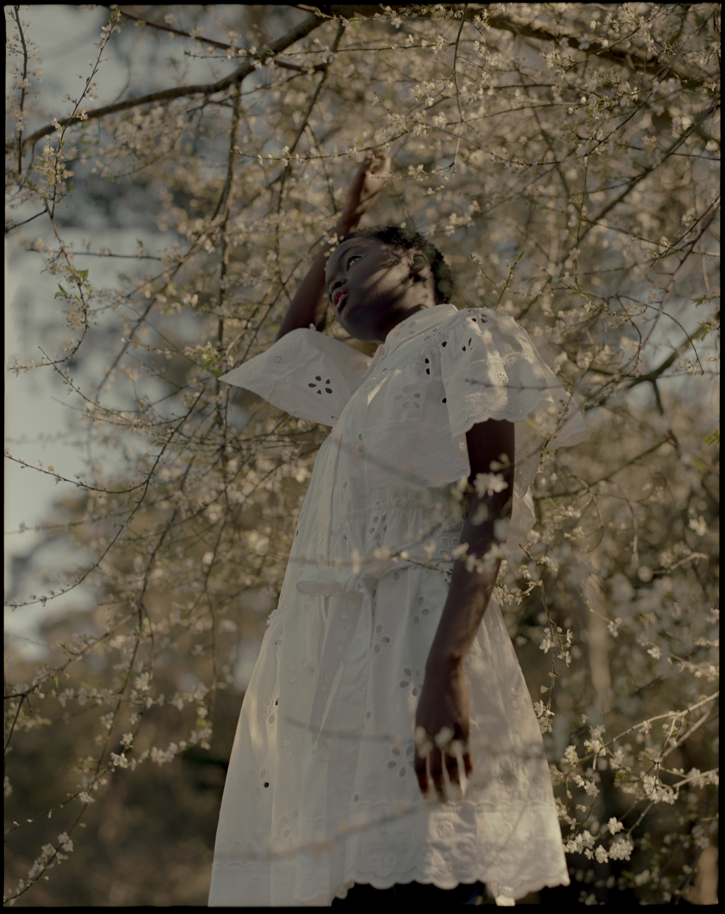 Teeth Magazine Online Fashion Editorial Anna Linetskaya Film Photography Simone Rocha