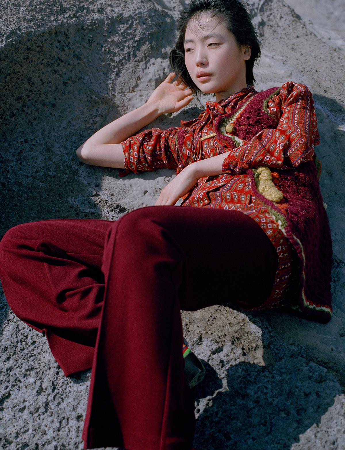 Teeth Magazine Online Masaki Sato Fashion Editorial Tokyo Toga Archives