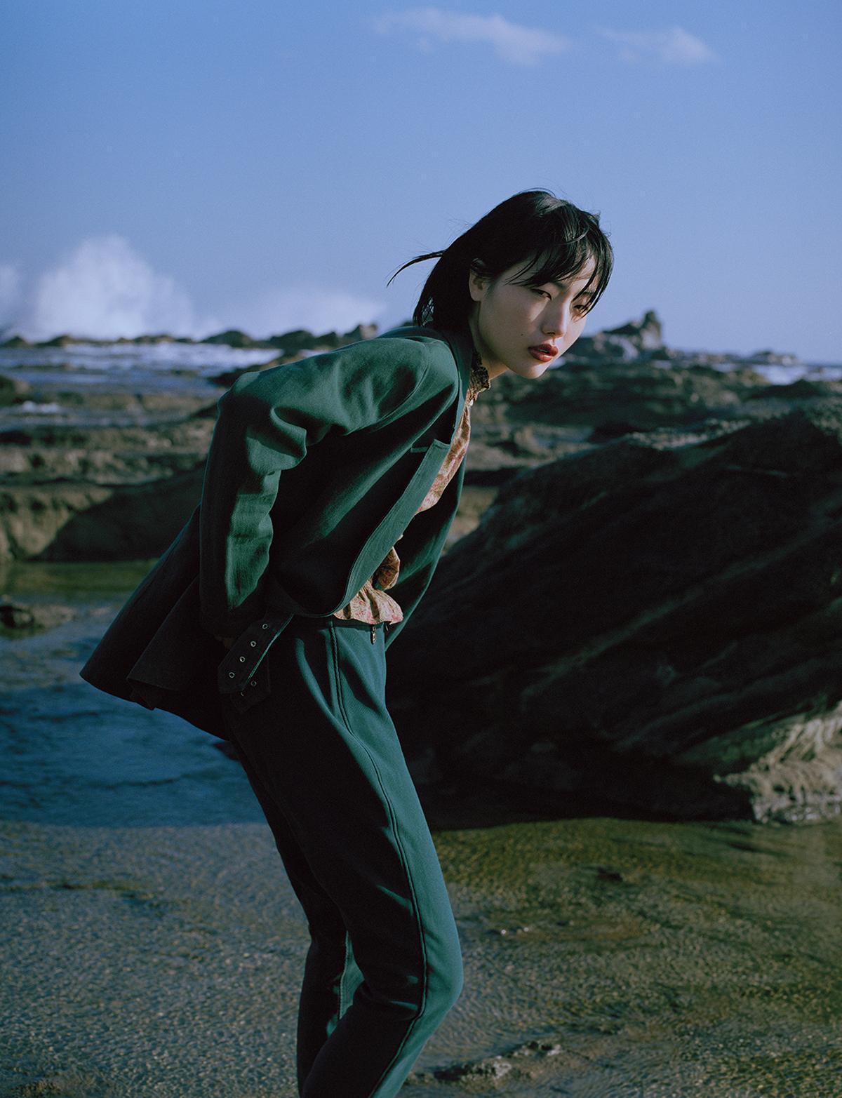 Teeth Magazine Online Masaki Sato Fashion Editorial Tokyo