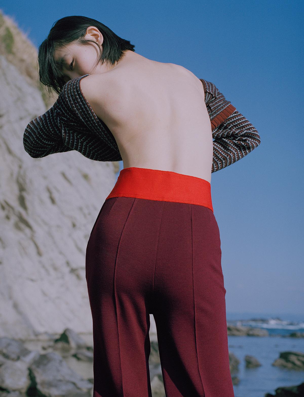 Teeth Magazine Online Masaki Sato Fashion Editorial Tokyo Jil Sander Toga Archives