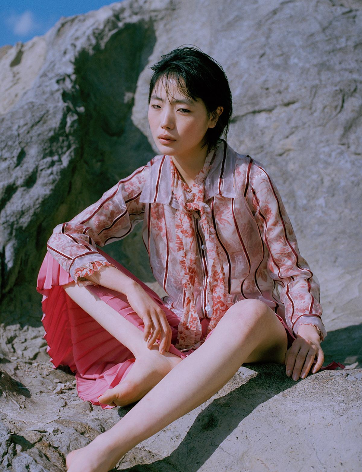 Teeth Magazine Online Masaki Sato Fashion Editorial Tokyo Gucci