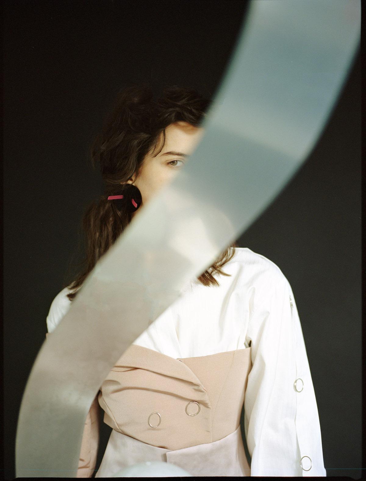 Teeth Magazine Online Editorial Ashton Hugh Film Fashion Photography Sophia Mingoia
