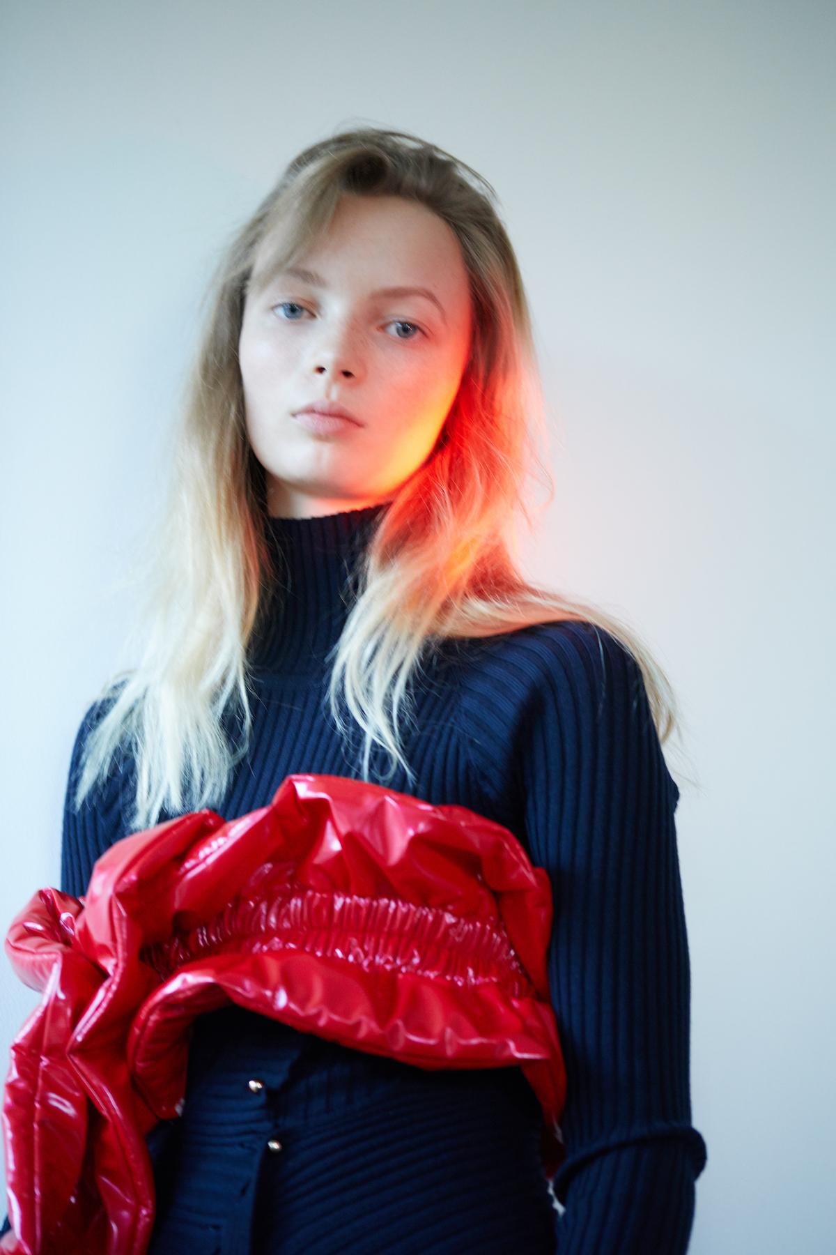 Teeth Magazine Online Natalie McKain Editorial Film Photography Fashion Wynn Hamlyn