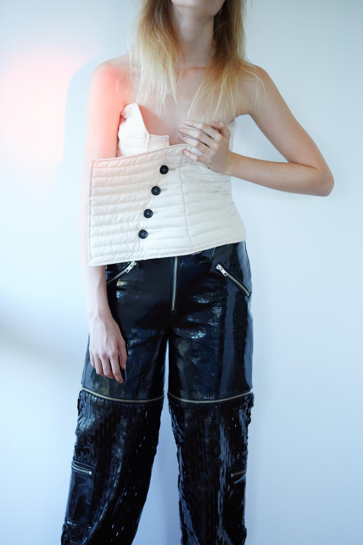 Teeth Magazine Online Natalie McKain Editorial Film Photography Fashion Tommy Cope Wynn Hamlyn