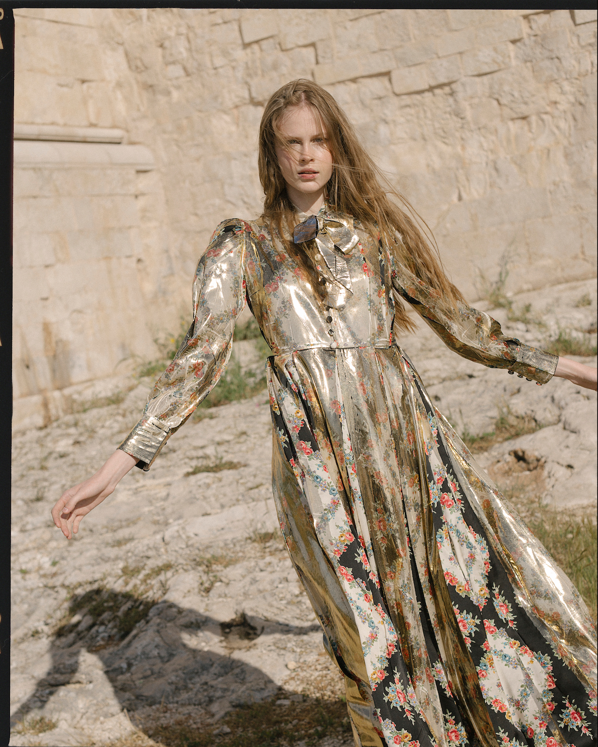 Teeth Magazine Online Fashion Editorial Marco Imperatore Film Photography Gucci