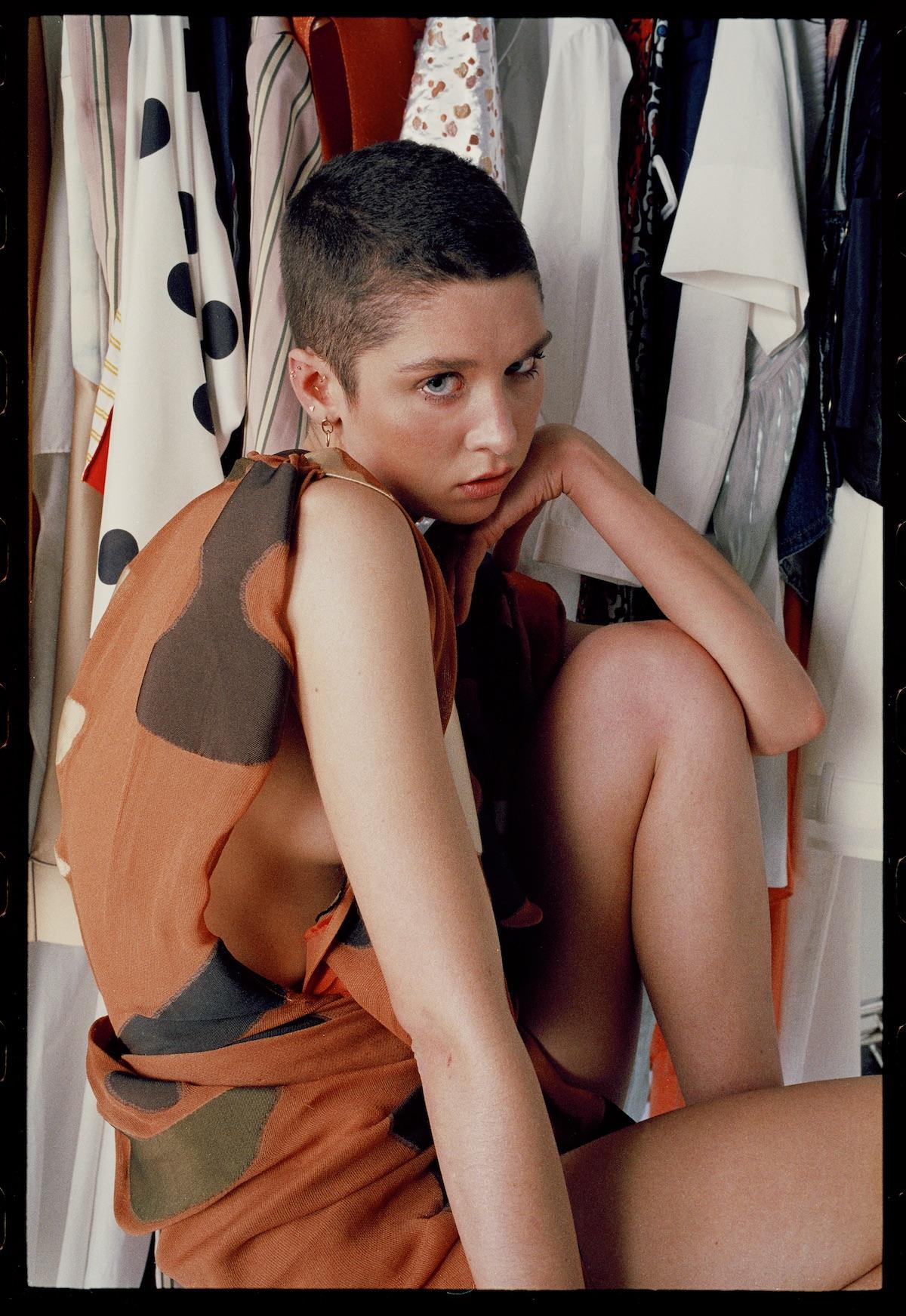 Teeth Magazine Online Rid Berman Mirey Enverova Fashion Editorial Jacquemus